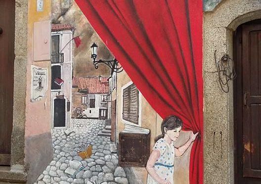 L'arte dei murales: da Bruxelles a Serra San Bruno