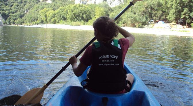 Itinerario in Ardeche, tra strade panoramiche, kayak e grotte