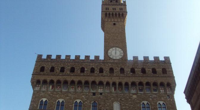 #Racconta la tua città: Firenze col passeggino!