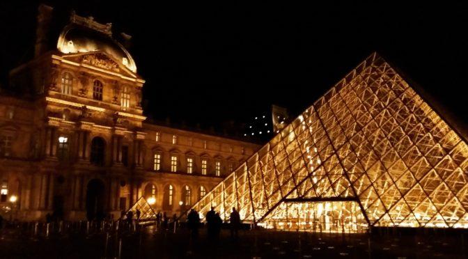 Parigi di sera: passeggiando per la Ville Lumiere