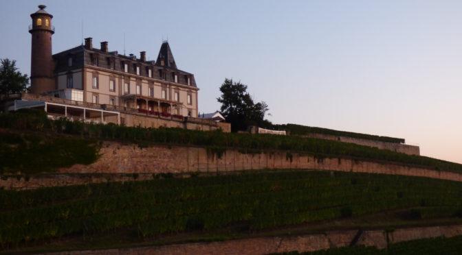 Lungo la Route des vins d'Alsazia