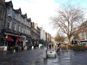 Edimburgo in 10 scatti - Grassmarket