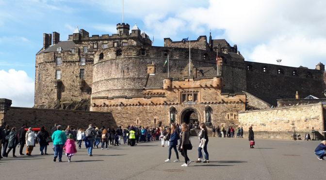 Edimburgo in tre giorni -1° Giorno
