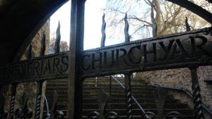 Edimburgo in 10 scatti - Greyfriars cemetery