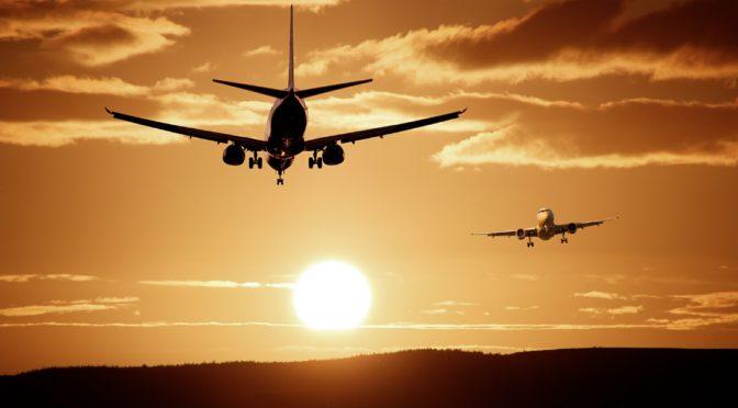 A volte basta un volo…