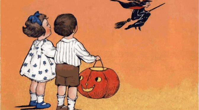 Halloween è nato a Serra San Bruno!