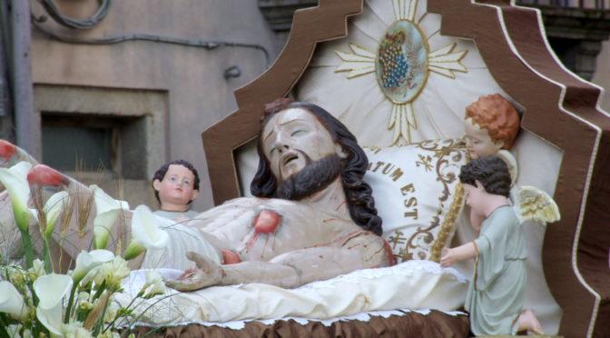 Pasqua in Calabria: i riti della Settimana Santa a Serra San Bruno