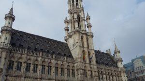 Bruxelles a piedi - Grande place