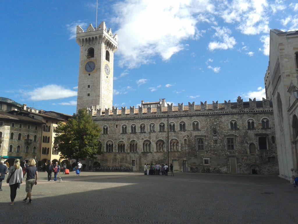 Palazzo pretorio trento