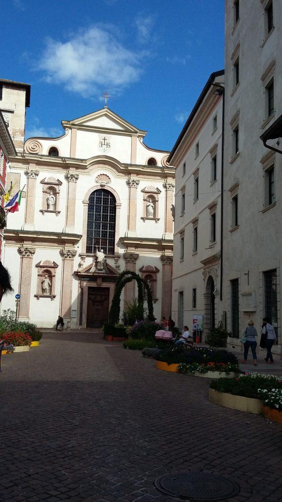 Via belenzani Trento