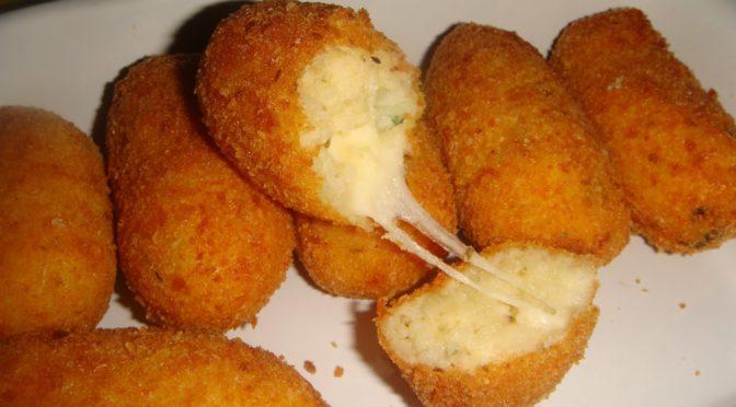 Ricetta crocchette di patate ripiene: lo street food di casa nostra!