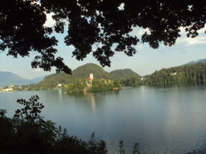 Itinerario in Slovenia in 5 tappe: lago di Bled