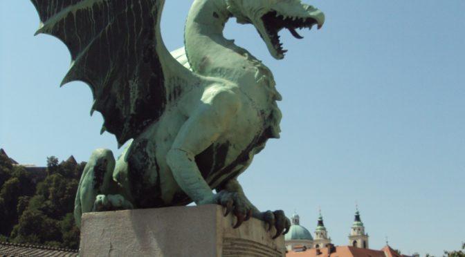 Visitare Lubiana a piedi: itinerario di un giorno a Lubiana