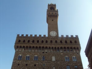 Palazzo vecchio - un giorno a Firenze
