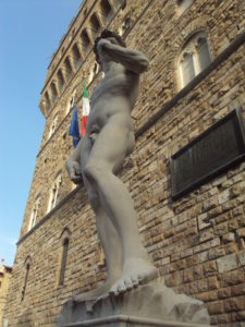 Piazza della Signoria - un giorno a Firenze