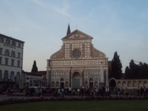 Santa Maria Novella - un giorno a Firenze