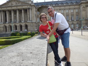 Bruxelles a piedi -Palais Royal