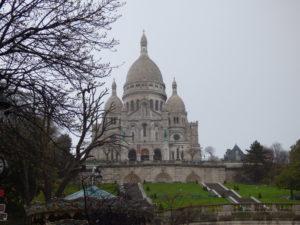Parigi a piedi - Sacre Coeur