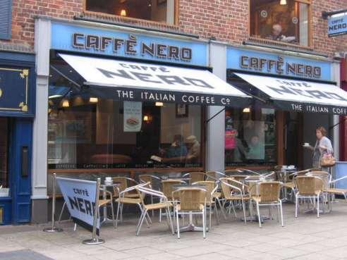 Dove trovare un caffè italiano a Londra? Ecco il nostro consiglio!