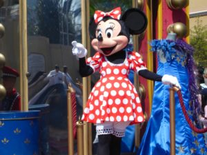 minnie disneyland paris