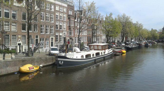 Amsterdam: intervista a mio marito