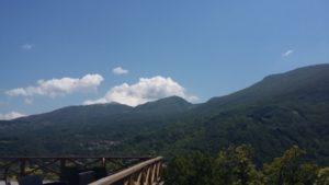 Strada Panoramica verso Ligonchio