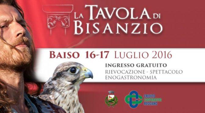 La Tavola di Bisanzio: nel cuore dell'Appennino Reggiano fra Longobardi e Bizantini