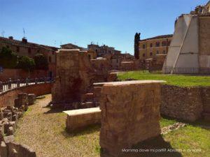 Resti Anfiteatro Romano - Teramo