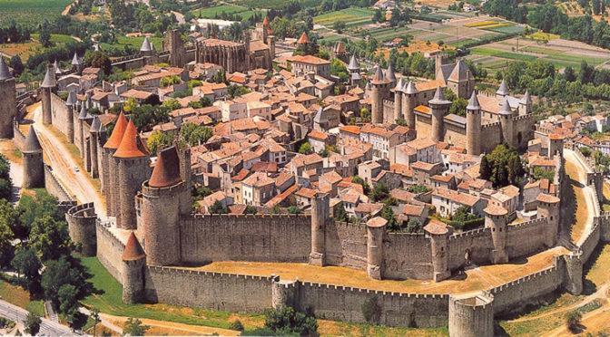 Carcassonne e il cassoulet