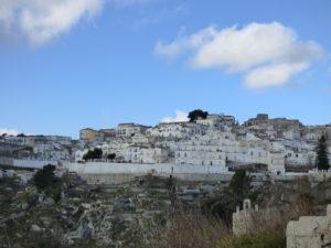 On the road tra Basilicata e Puglia:: monte sant'angelo