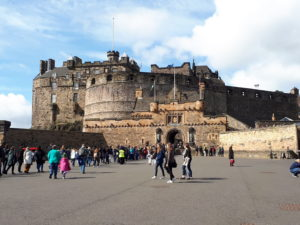 Edimburgo in 10 scatti - Edinburgh Castle
