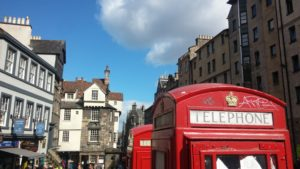 Edimburgo in 10 scatti - The Royal Mile