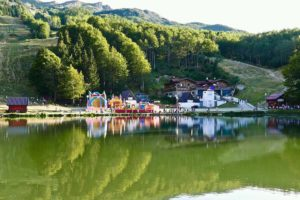 Lago del Cerreto - Appennino Reggiano
