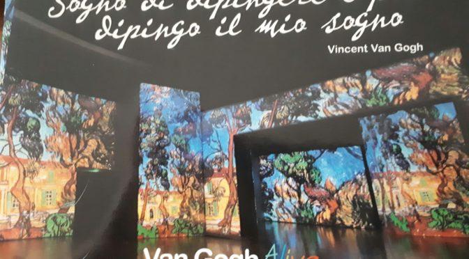 Mostra Van Gogh Alive Bologna