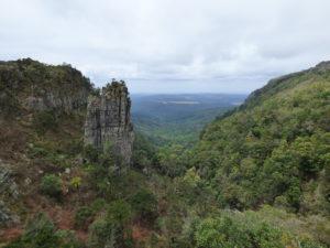 Panorama route - Pinnacle rock
