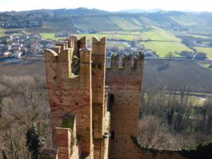 Castell'Arquato - borghi più belli dell'Emilia Romagna