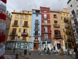 Valencia - Barrio del Carmen - vieniviadiqui