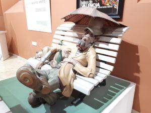 Valencia - Museo fellero - vieniviadiqui