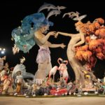 La Festa de Las Fallas e il Museo Fallero a Valencia