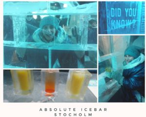 Absolute icebar stocholm