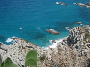Itinerario costa tirrenica in Calabria: capo vaticano