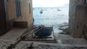 Itinerario costa tirrenica in Calabria: Chianalea di Scilla