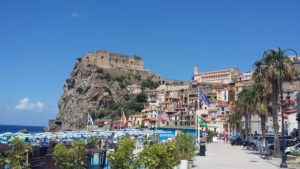 Itinerario costa tirrenica in Calabria: Scilla