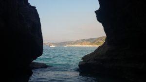 Itinerario costa tirrenica in Calabria