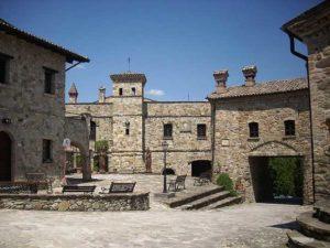 Borgo medievale di Votigno - appennino reggiano