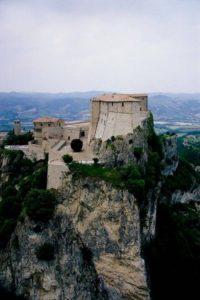 Fortezza di San Leo - borghi più belli dell'Emilia Romagna