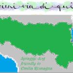 Spiagge per cani in Emilia Romagna: l'elenco completo