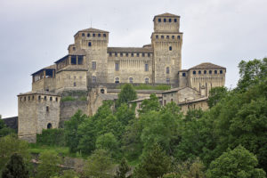 Fortezza di Torrechiara - borghi più belli dell'Emilia Romagna