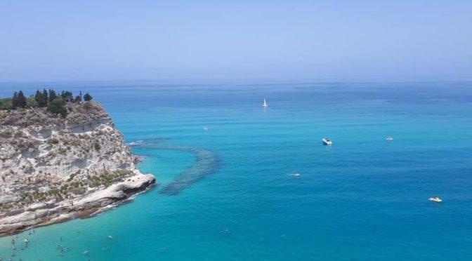 Da Lamezia a Tropea: con Trenitalia lungo la Costa degli Dei