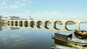 città della Loira - saumur